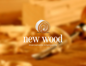 Identidade Visual New Wood